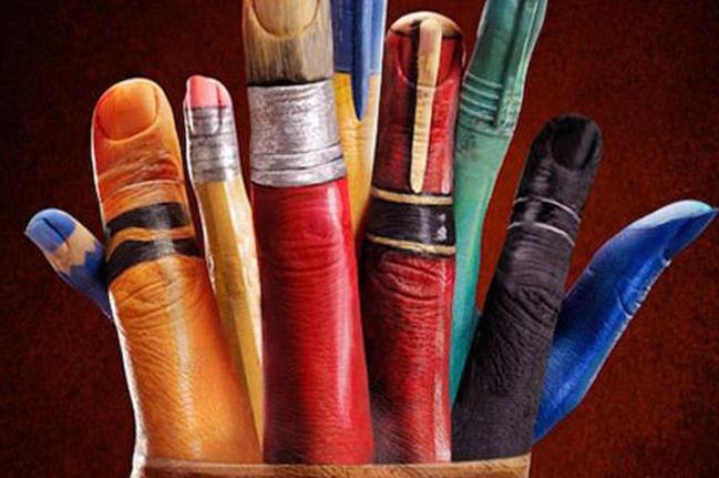 Apr s le bac for Art plastique peinture